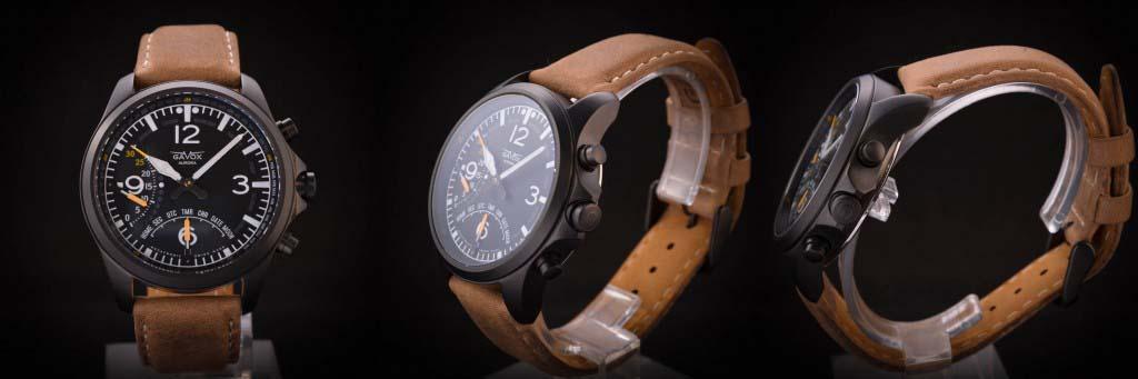 gavox aurora quartz watch