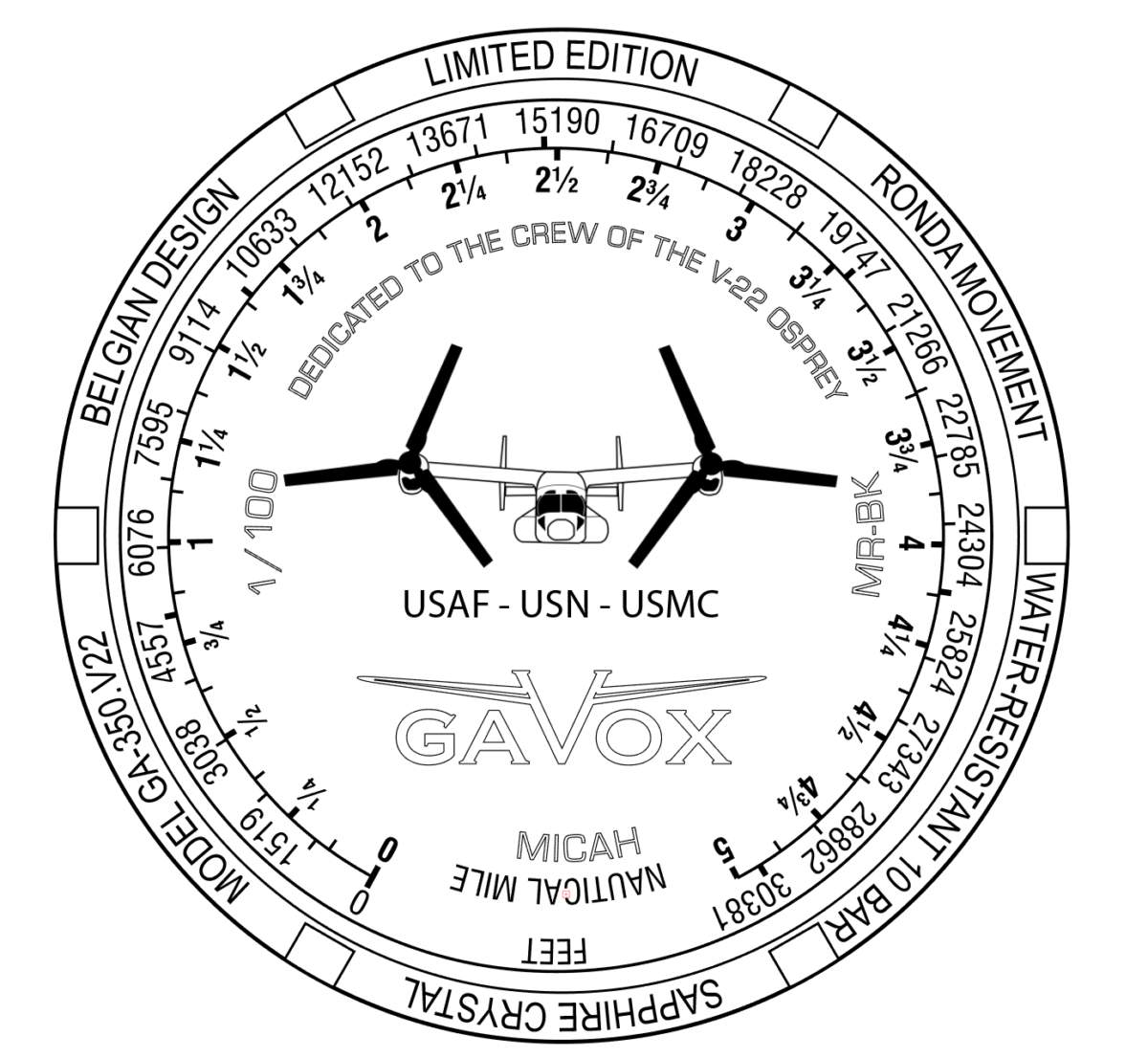Gavox-caseback image