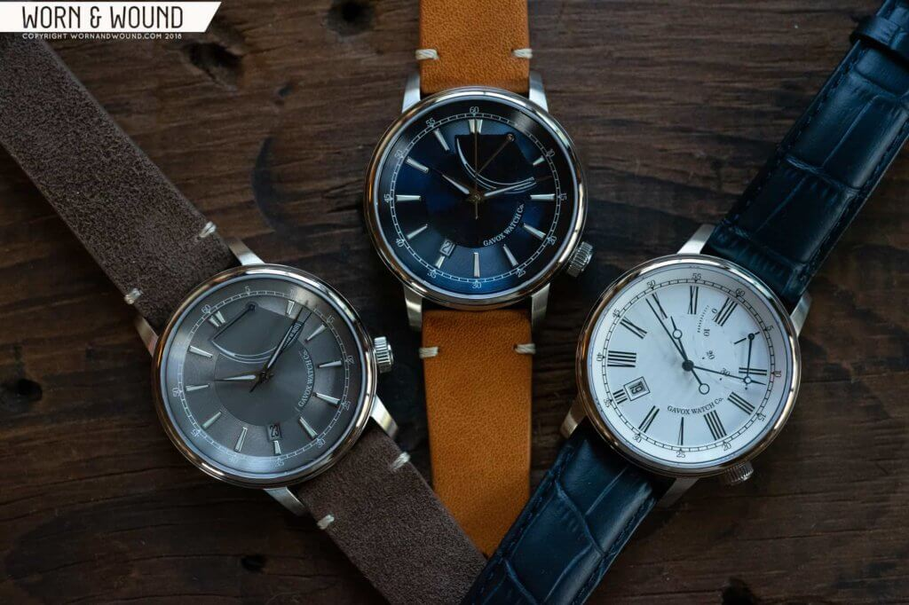 power reserve watch collection